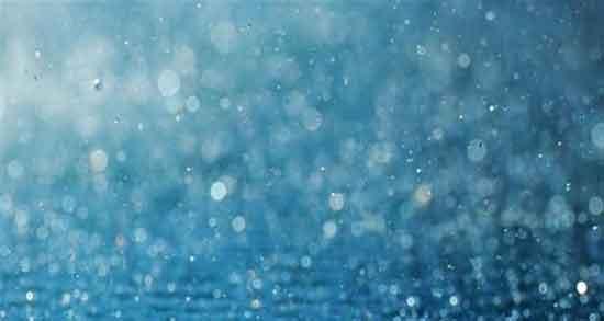 تعبیر خواب باران ، یوسف پیامبر و رعد و برق در حرم امام رضا و ریختن از سقف خانه