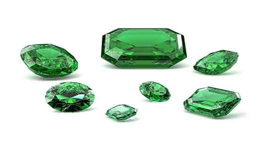 تعبیر خواب زمرد ، سنگ سبز قیمتی ونگین سبز و سنگ زمرد قرمز