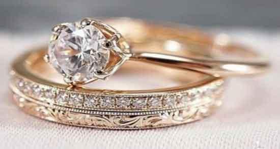 تعبیر خواب انگشتر نگین دار ، سبز و سفید و قرمز نقره و الماس و فیروزه