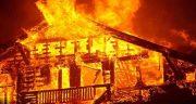 تعبیر خواب آتش سوزی ، امام صادق در شهر و ماشین چیست و خانه همسایه و پدری