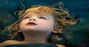 تعبیر خواب فرزند دختر ، بچه دیگران در بغل داشتن و دیدن مرگ دختربچه مو طلایی ابن سیرین