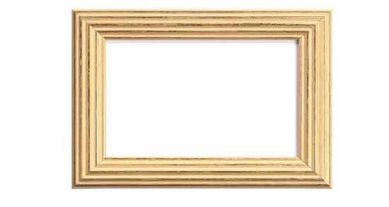 تعبیر خواب قاب ، عکس بزرگ مرده و چوبی هدیه گرفتن و شکستن شیشه قاب عکس خود