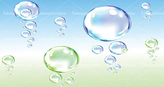 تعبیر خواب حباب ، معنی دیدن حباب آب و چراغ سبز و قرمز در خواب چیست