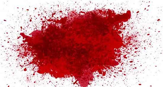 تعبیر خواب خون حیض از امام صادق ، خارج شدن خون از رحم ابن سیرین و منوچهر مطیعی