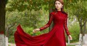 تعبیر خواب لباس قرمز ، پوشیدن و لباس قرمز و سفید مجلسی زنانه و مرده و مرد