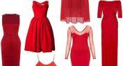 تعبیر خواب لباس سرخ ، زن با لباس قرمز و لابس سرخ و سفید در عروسی چیست