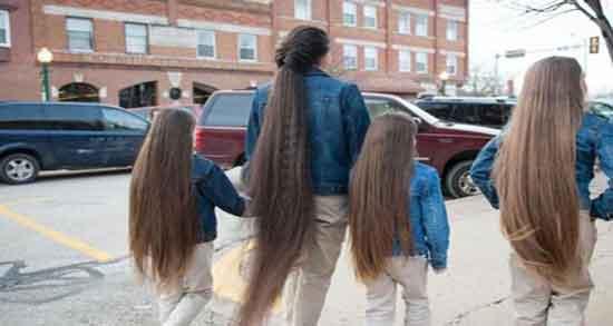 تعبیر خواب موی بلند حضرت یوسف ، بلند شدن مو دختر امام صادق و کندن موی بدن