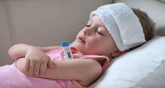 تعبیر خواب تب ، داشتن فرزند امام صادق و دیگران و پاشویه و مرده که تب دارد