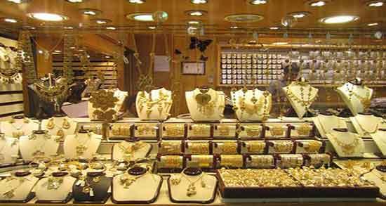 تعبیر خواب طلا فروشی ، رفتن و داشتن و دیدن و خرید مغازه طلا فروشی در خواب