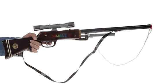 تعبیر خواب تفنگ حضرت یوسف ، برای زن باردار و دیدن اسلحه کلاشینکف چیست