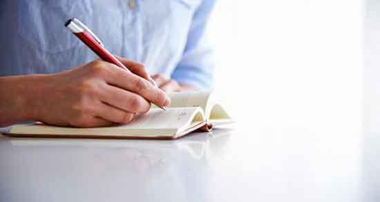 تعبیر خواب یادداشت ، نوشتن در دفتر و دیدن دفترچه یادداشت در خواب چه معنایی دارد