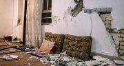 تعبیر خواب زلزله در خانه چیست ، و سالم ماندن و زلزله شدید بدون خرابی