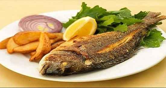 تعبیر خواب ماهی خوردن ، سرخ شده و کباب شده و خوشمزه و پخته ابن سیرین
