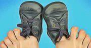 تعبیر خواب کفش تنگ ، و گم شدن لنگه کفش و دزدیدن کفش در خواب تعبیرش چیست