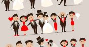 تعبیر خواب عروسی خودم با عشقم ، و عروس شدن خودم چیست و ازدواج خودم