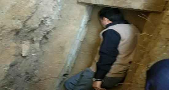 تعبیر خواب دیدن خوابیدن در قبرستان ، خندیدن و به دنبال قبر مرده گشتن