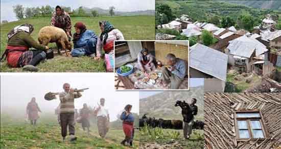 تعبیر خواب زندگی در روستا ، معنی زندگی کردن در روستا چیست