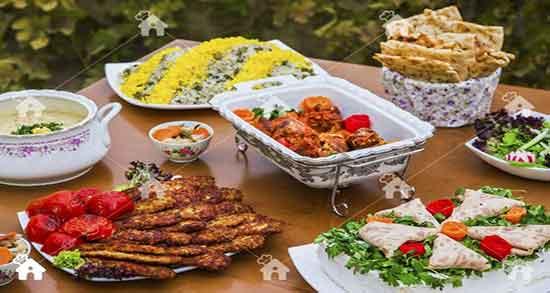 تعبیر خواب غذا دادن به مهمان ، مهمان امدن به خانه و مهمانی رفتن و غذا خوردن