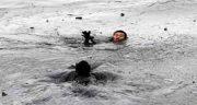تعبیر خواب غرق شدن در سیل ، نجات یافتن فرزند و مردم و خانواده در خواب