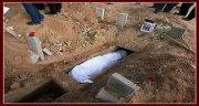 تعبیر خواب قبرستان و جنازه ، و نبش قبر و حمل جنازه در کفن و تشییع جنازه امام صادق