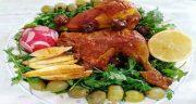 تعبیر خواب مرغ سرخ شده چیست ، و سرخ شده و شستن مرغ و پا و گوشت مرغ