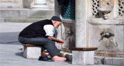 تعبیر خواب وضو گرفتن برای نماز جماعت ، در مسجد و مسح پا و سر در خواب
