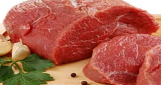 تعبیر خواب گوشت قرمز ، و بریدن گوشت قرمز بدون استخوان و گندیده در خواب