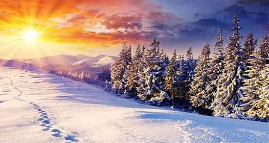 تعبیر خواب زمستان ، ابن سیرین و هوای سرد و احساس سرما کردن در خواب