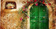 تعبیر خواب خانه قدیمی ، و گلی بزرگ پدر و مادربزرگ + خانه بزرگ و قشنگ
