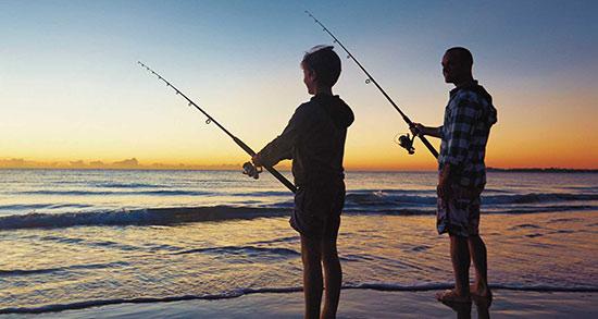 تعبیر خواب ماهیگیری چیست ، ماهیگیری با تور و صید ماهی با دست ابن سیرین