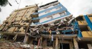 تعبیر خواب زلزله و خراب شدن ساختمانها ، و خراب شدن کف اتاق و سقف دستشویی