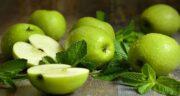 تعبیر خواب سیب سبز ، امام صادق برای زن باردار و خوردن و چیدن سیب سبز