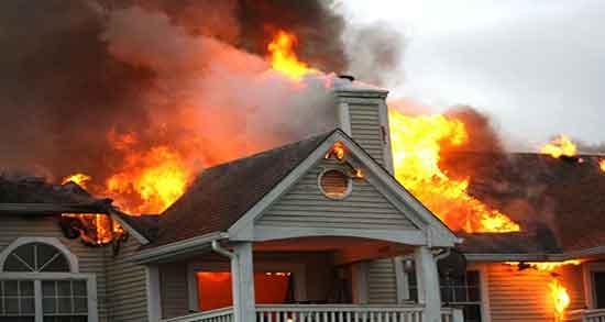 تعبیر خواب آتش گرفتن فرزند ، معنی آتش گرفتن و سوختن فرزند در خواب چیست