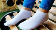 تعبیر خواب جوراب سفید زنانه ، معنی دیدن جوراب سفید در خواب های ما چیست