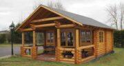 تعبیر خواب خانه چوبی ، معنی دیدن خانه چوبی در خواب های ما چیست