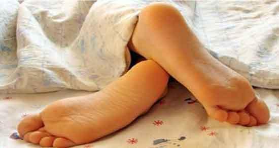 تعبیر خواب سوختگی پا ، معنی دیدن سوختگی پا و سوختن پا در خواب چیست