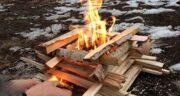 تعبیر خواب هیزم آتش زدن ، معنی آتش زدن چوب و هیزم در خواب ما چیست