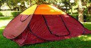 تعبیر خواب چادر مسافرتی ، معنی دیدن چادر مسافرتی در خواب های ما چیست