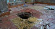 تعبیر خواب چاه فاضلاب در خانه ، معنی دیدن چاه فاضلاب خانه در خواب چیست