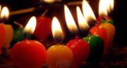 تعبیر خواب کیک تولد و شمع ، معنی دیدن کیک و شمع در خواب چیست