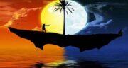 تعبیر خواب ماه و خورشید در کنار هم ؛ معنی دیدن ماه و خورشید در کنار هم در خواب