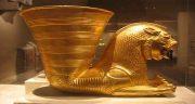تعبیر خواب مجسمه شیر طلا ؛ معنی دیدن مجسمه شیر طلا در خواب های ما چیست