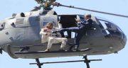 تعبیر خواب هلیکوپتر جنگی ؛ معنی دیدن هلیکوپتر جنگی در خواب ما چیست