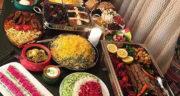 تعبیر خواب غذا خوردن در مهمانی ، معنی دیدن غذا خوردن در مهمانی در خواب