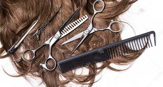 تعبیر خواب قیچی کردن مو ، معنی دیدن قیچی کردن مو در خواب های ما چیست