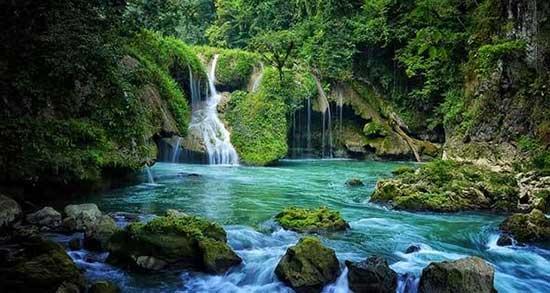 تعبیر خواب راه رفتن در رودخانه ، معنی دیدن راه رفتن در رودخانه در خواب چیست