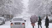 تعبیر خواب بارش برف ، معنی دیدن بارش برف در خواب های ما چیست