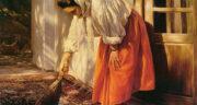 تعبیر خواب جارو زدن حضرت یوسف ، امام صادق و ابن سیرین و منوچهر مطیعی