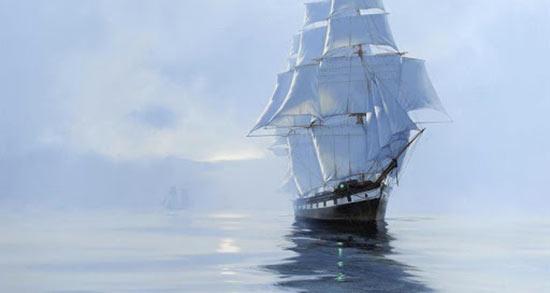 تعبیر خواب کشتی در آسمان ، معنی دیدن کشتی در آسمان در خواب چیست