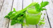 خواص آب کرفس ؛ و هویج و سیب برای کبد و چگونه آب کرفس را بگیریم